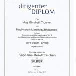 Urkunde KPM-Kurs B